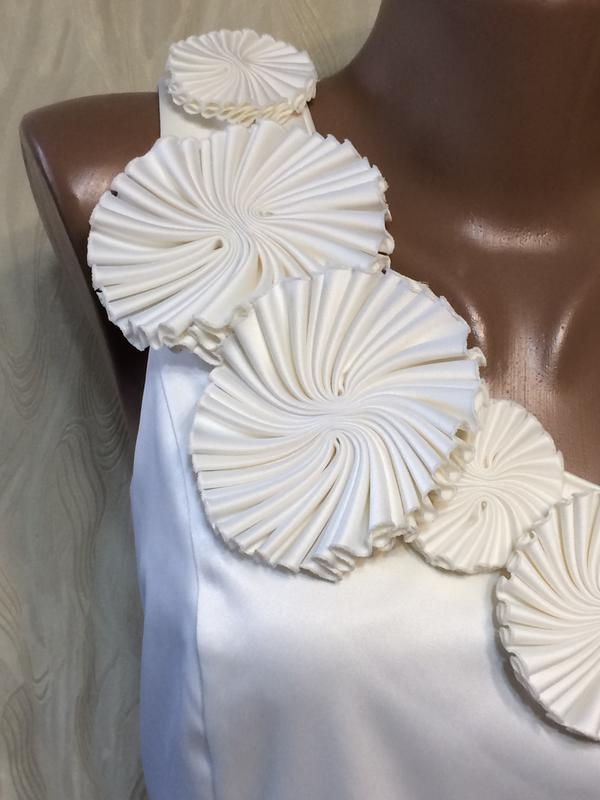 Шикарное нарядное платье teatro, р.10 - Фото 2