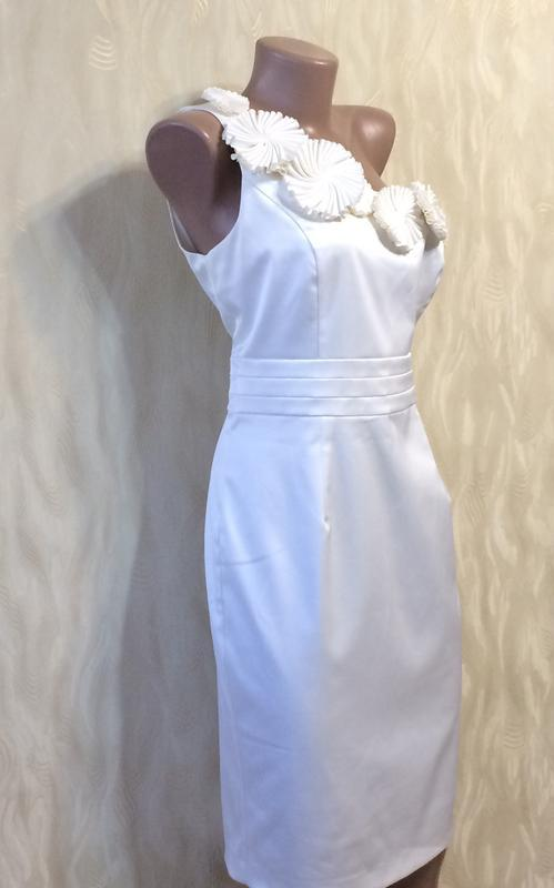 Шикарное нарядное платье teatro, р.10 - Фото 3