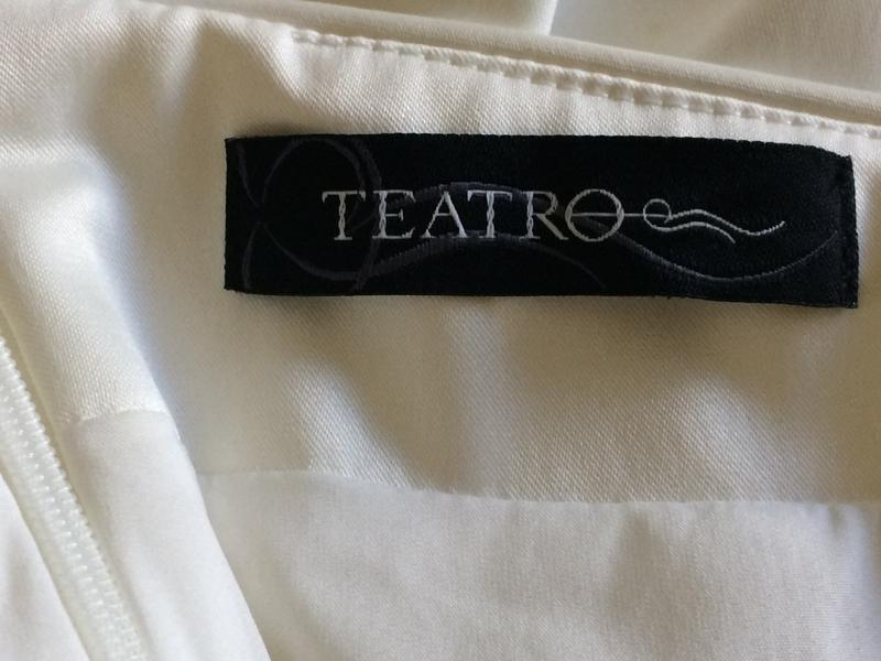 Шикарное нарядное платье teatro, р.10 - Фото 7