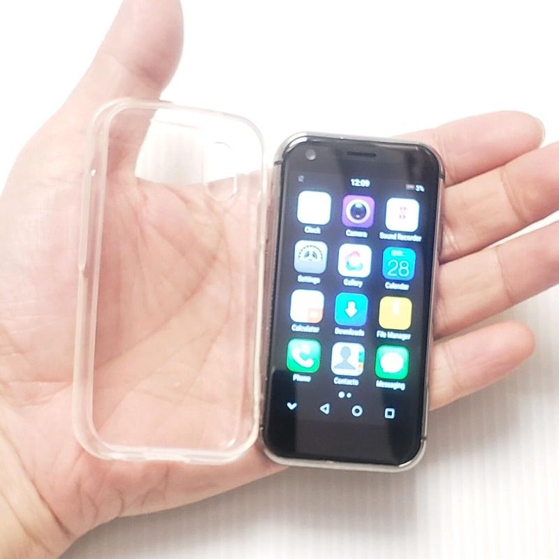 """Мини смартфон SOYES XS 3"""" 4G/LTE 2 Гб ОЗУ 16 Гб - Фото 6"""