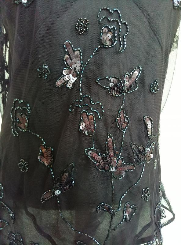 Нарядная вышитая блузочка - Фото 3