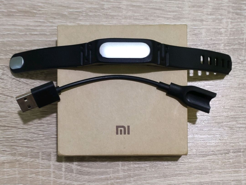 Xiaomi mi band фитнес браслет
