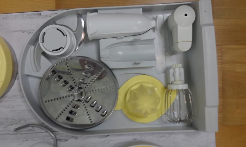 Кухонный комбайнBoschMCM 5530 - Фото 4