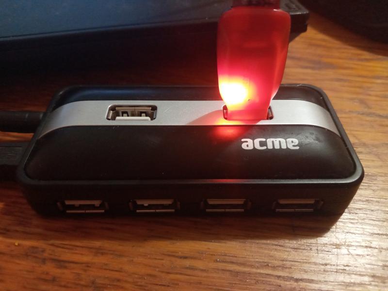 ACME концентратор USB 2.0 hub 7 port (supports USB 2.0, 7x USB po