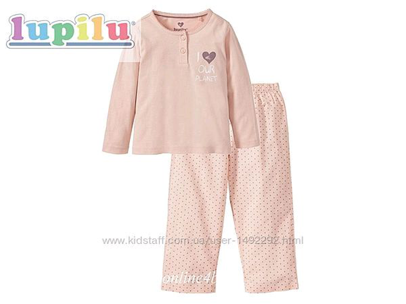 Пижама піжама для дівчаток