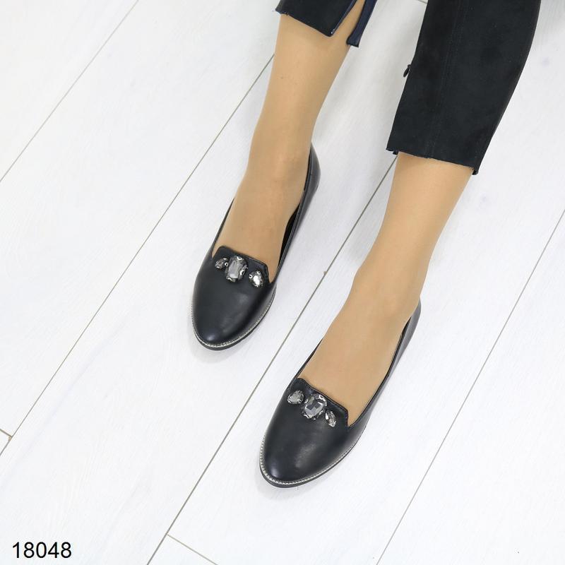 Женские туфли балетки - Фото 9