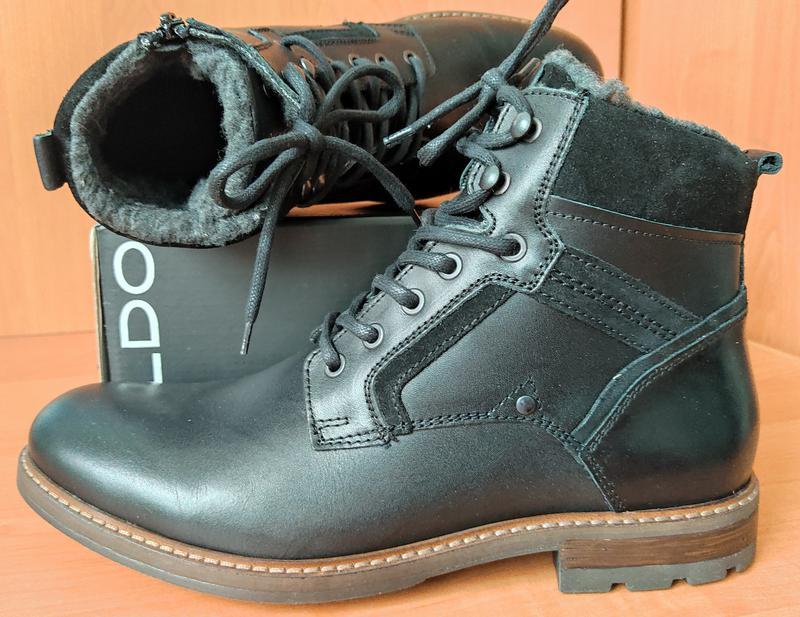 Зимние ботинки с высокими берцами ALDO Lelidia