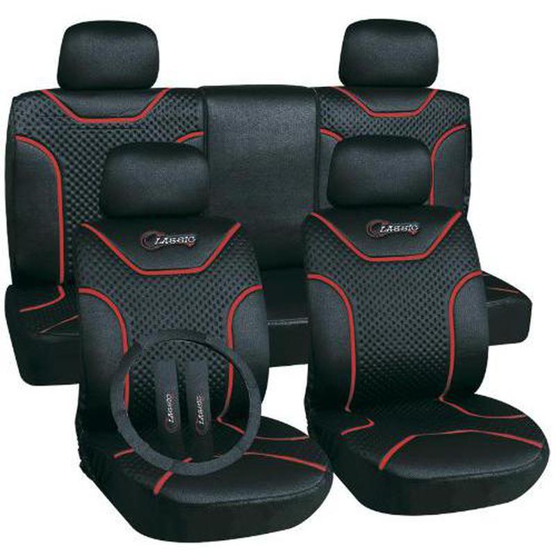 Чехлы универсальные на сидения автомобиля Milex авто