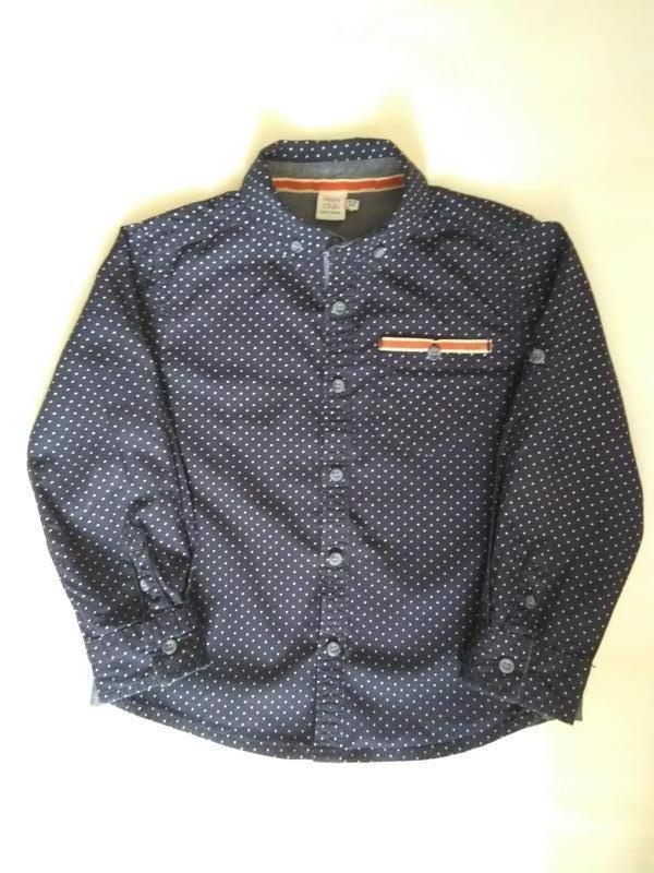 Распродажа!!! элегантная и стильная рубашка от английского бре...