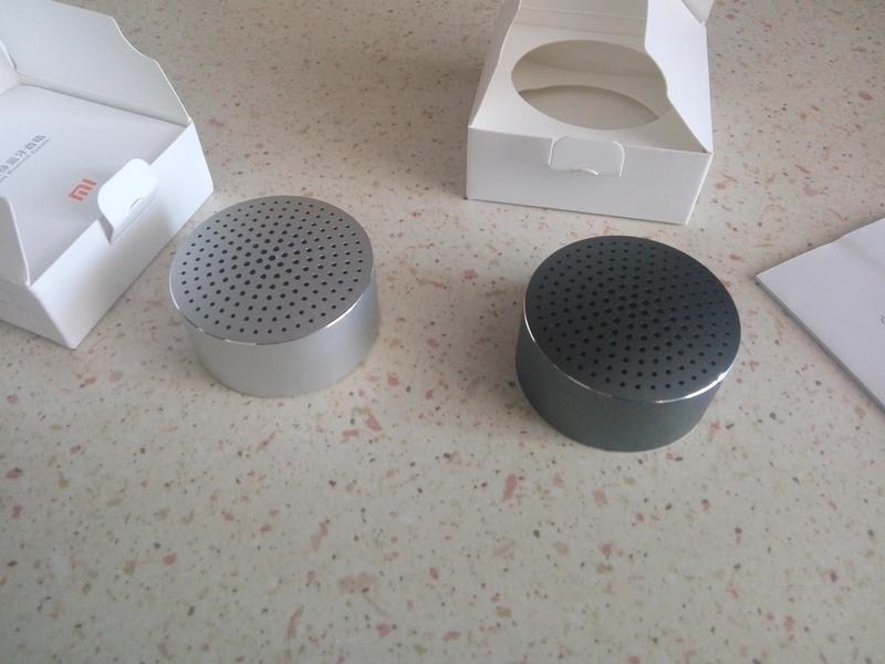 Миниатюрная колонка Xiaomi Mi Bluetooth 4.0 Speaker