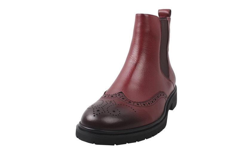 Ботинки челси djovannia натуральная кожа, осень 2019