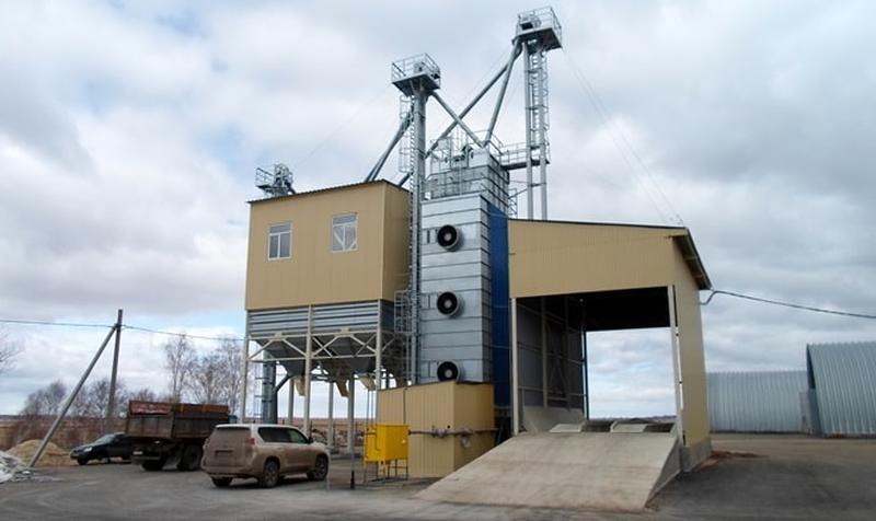 Зерноочистительные и зерносушильные комплексы (ЗАВ и КЗС)
