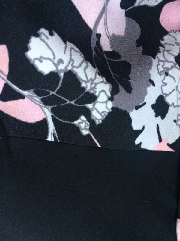 Miss selfridge блуза в цветочный принт - Фото 4