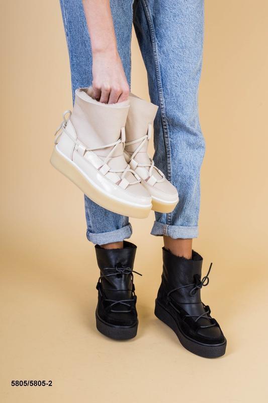 Lux обувь! угги натуральные сапоги зимние