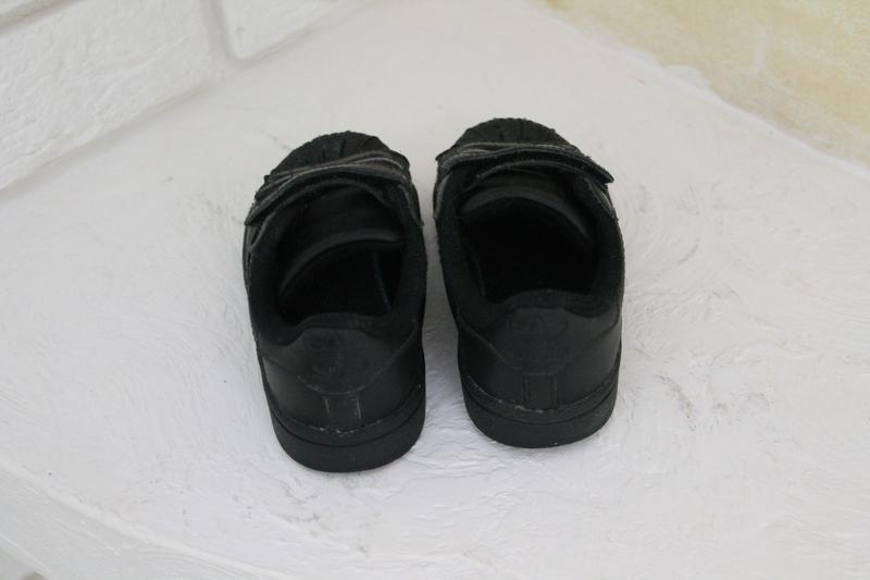 Чёрные кроссовки adadas 23 размер 14,5 см - Фото 2