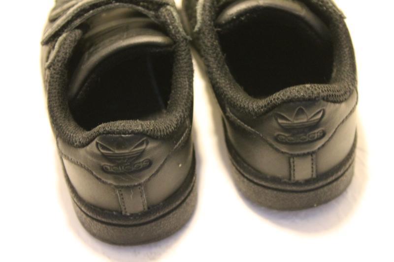 Чёрные кроссовки adadas 23 размер 14,5 см - Фото 4