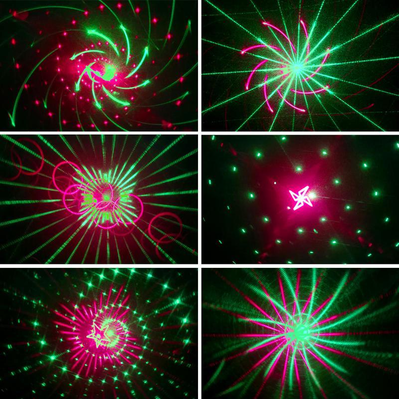 Уличный лазерный проектор Star Shower Motion новогодний - Фото 5
