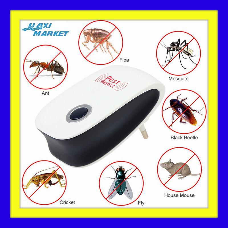 Ультразвуковой отпугиватель мышей,крыс и насекомых Electronic Pes