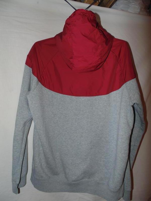 Куртка олимпийка достаточно плотная nike оригинал - Фото 4