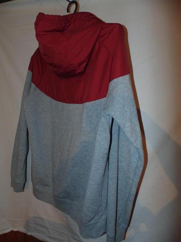 Куртка олимпийка достаточно плотная nike оригинал - Фото 5