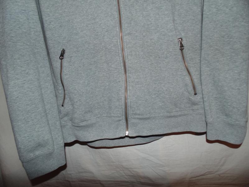 Куртка олимпийка достаточно плотная nike оригинал - Фото 8