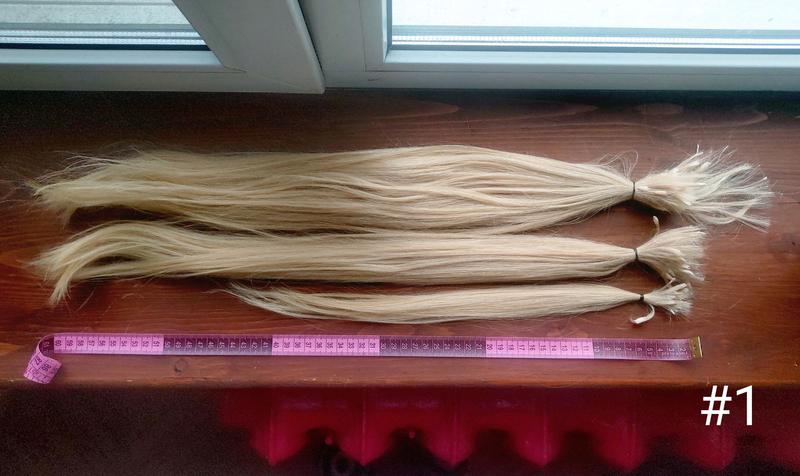 Славянские волосы для наращивания премиум класса!