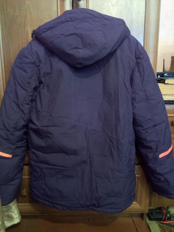 Куртка Парка мужская зимняя р.52-54 - Фото 3
