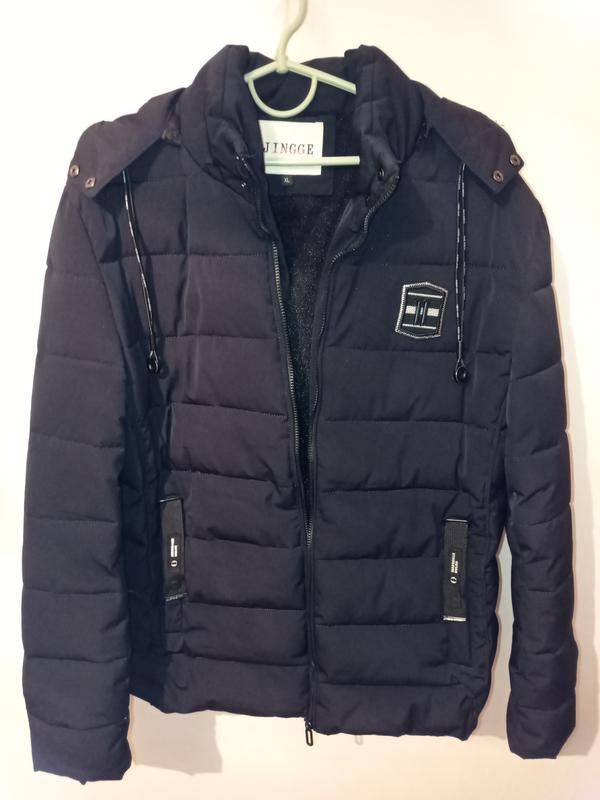 Super sale!!!мужская куртка зимняя - Фото 8