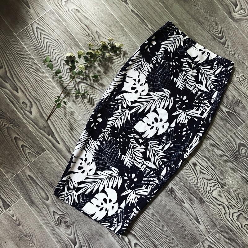 Шикарная длинная юбка от boohoo