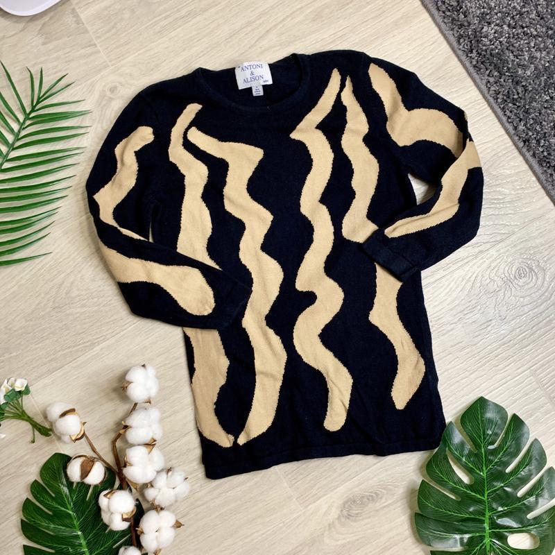 Базовый свитерок