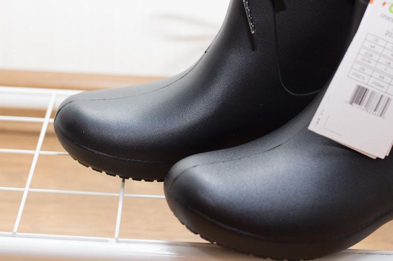 Crocs резиновые сапоги размер 4(33-34) - Фото 8