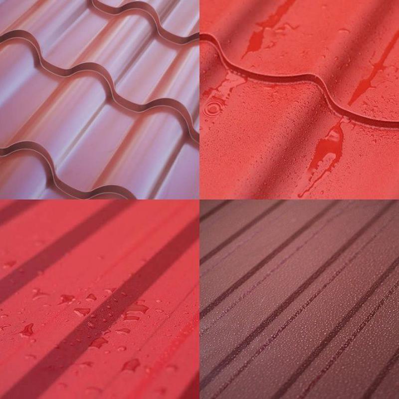 Металлочерепица профлист цинк профнастил для забора крыша