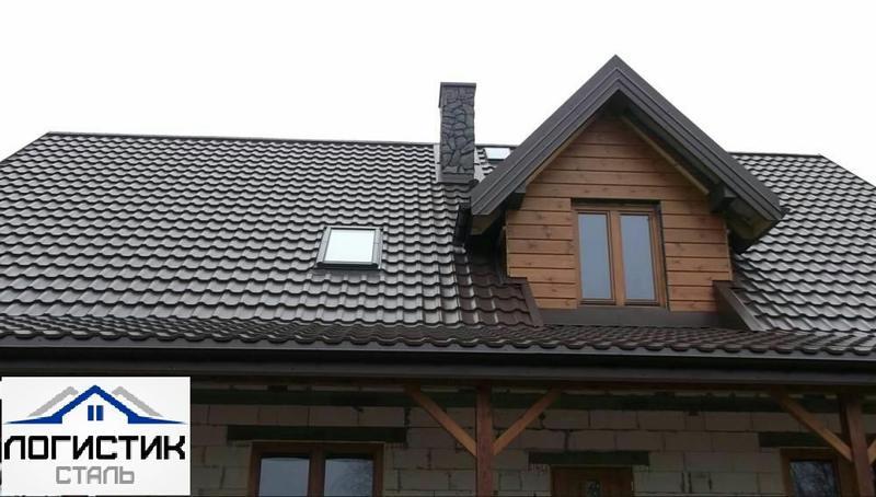 Металлочерепица металочерепица крыша комплектующи