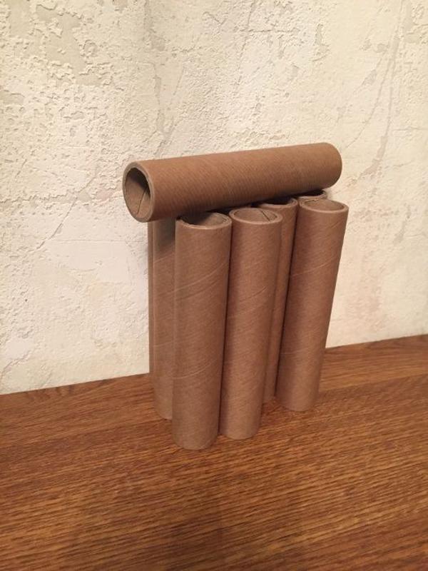 Гильзы втулки шпули картонные разные