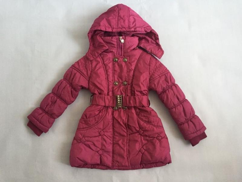 Демисезонная курточка-пальто Fashion wear 4-5 лет