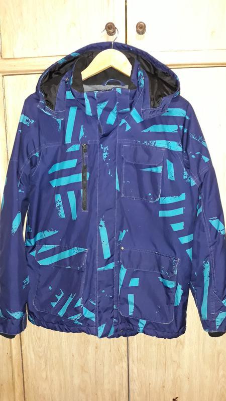Куртка подростковая, демисезонная.