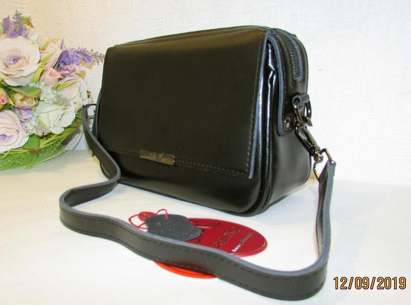 Женская кожаная сумочка, клатч, от alex rai