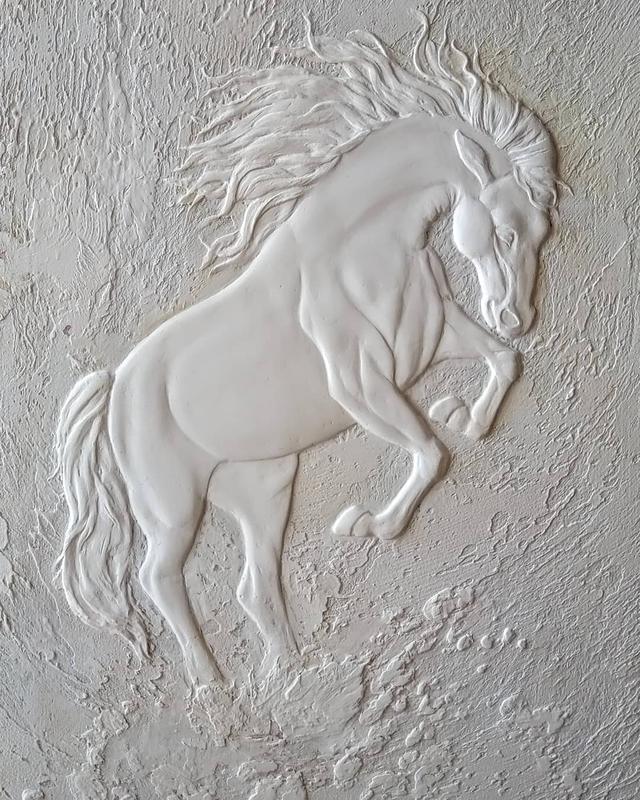Барельеф, скульптура, инсталляция
