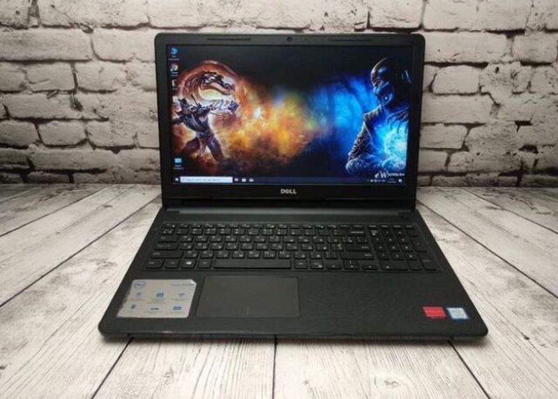 Игровой ноутбук Dell Inspiron 15 3000 - i5 / 2-е Видеокарты / ...