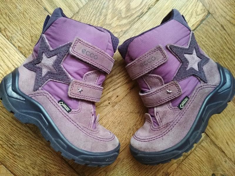 Термо ботинки ecco geox reima columbia черевички сапожки сапог...