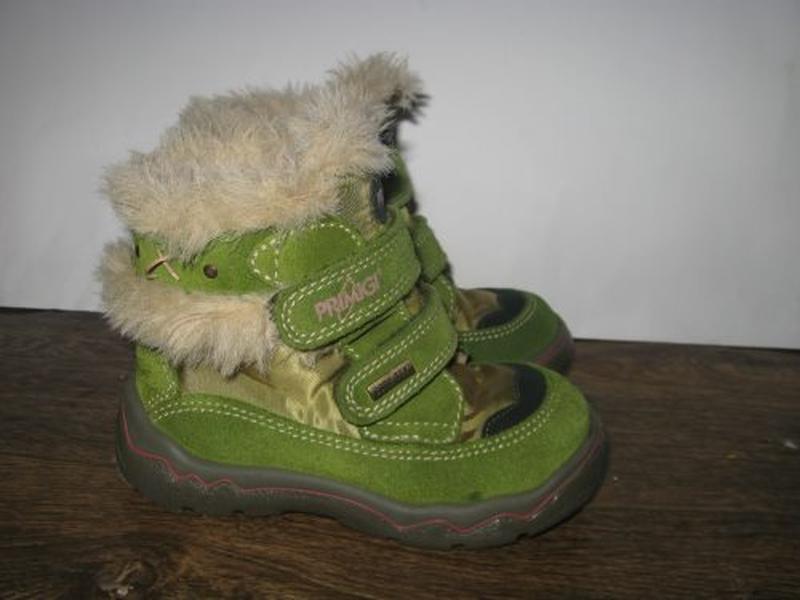 Зимние ботинки primigi gore tex р.25