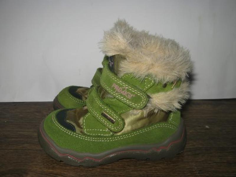 Зимние ботинки primigi gore tex р.25 - Фото 3