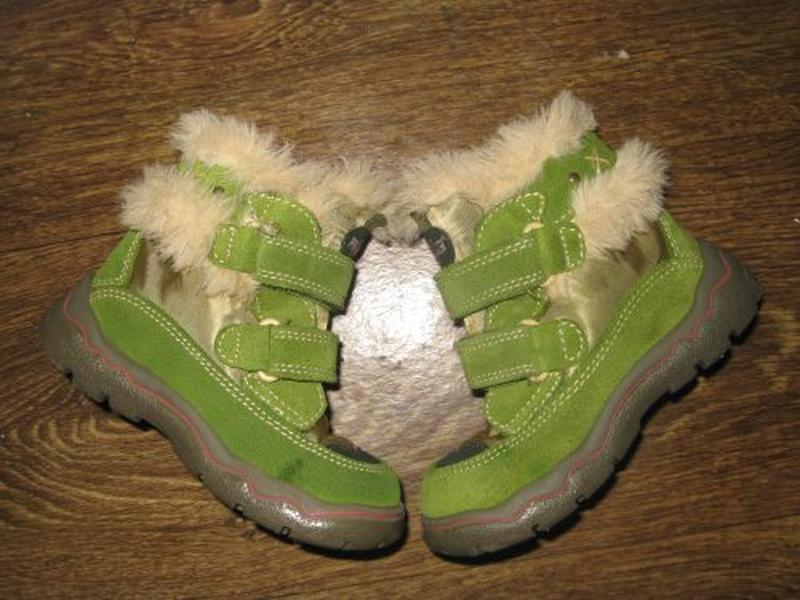 Зимние ботинки primigi gore tex р.25 - Фото 4