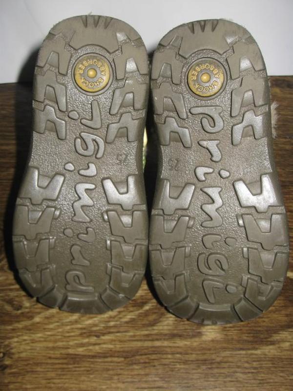 Зимние ботинки primigi gore tex р.25 - Фото 5