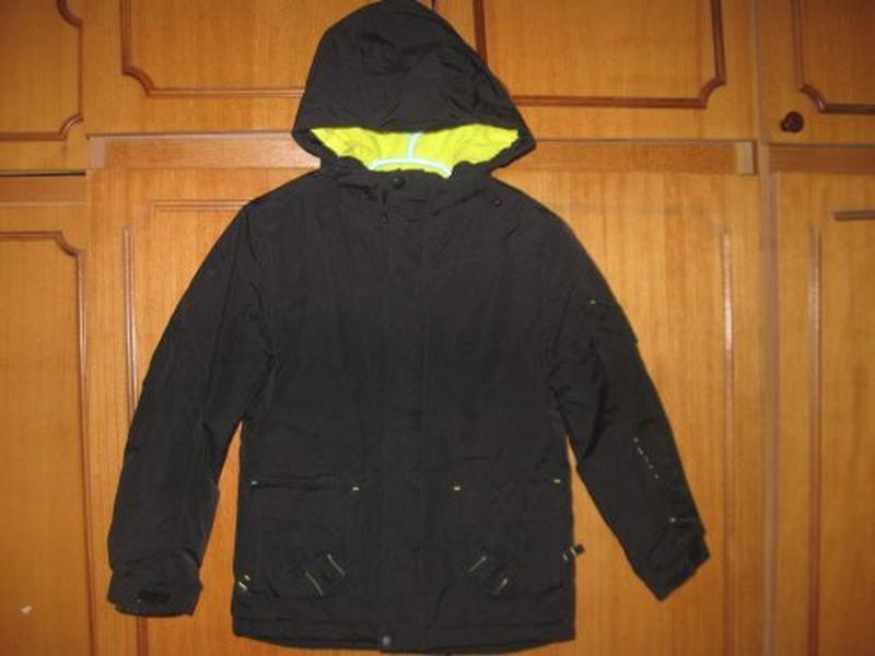 Термо куртка crane р.134-140