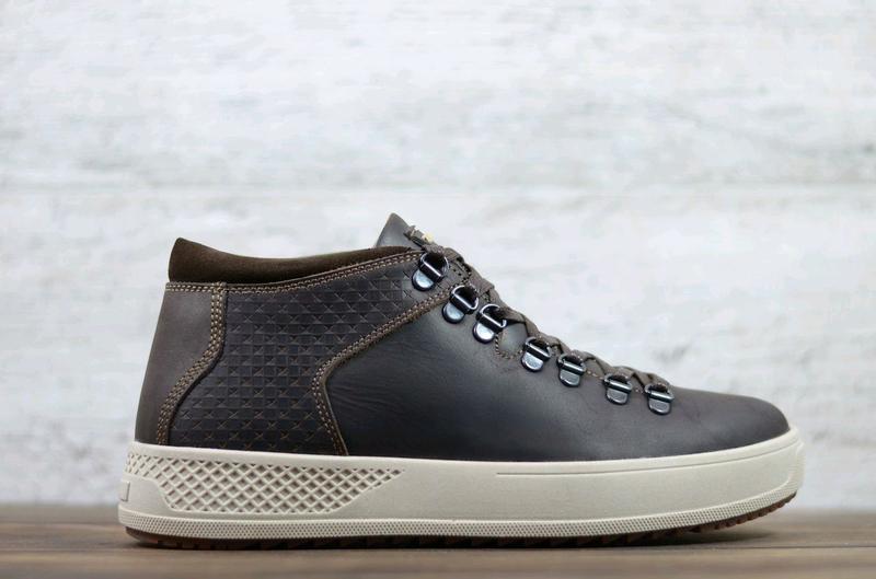 Мужские кожаные зимние ботинки Zangak, мужские ботинки - Фото 5