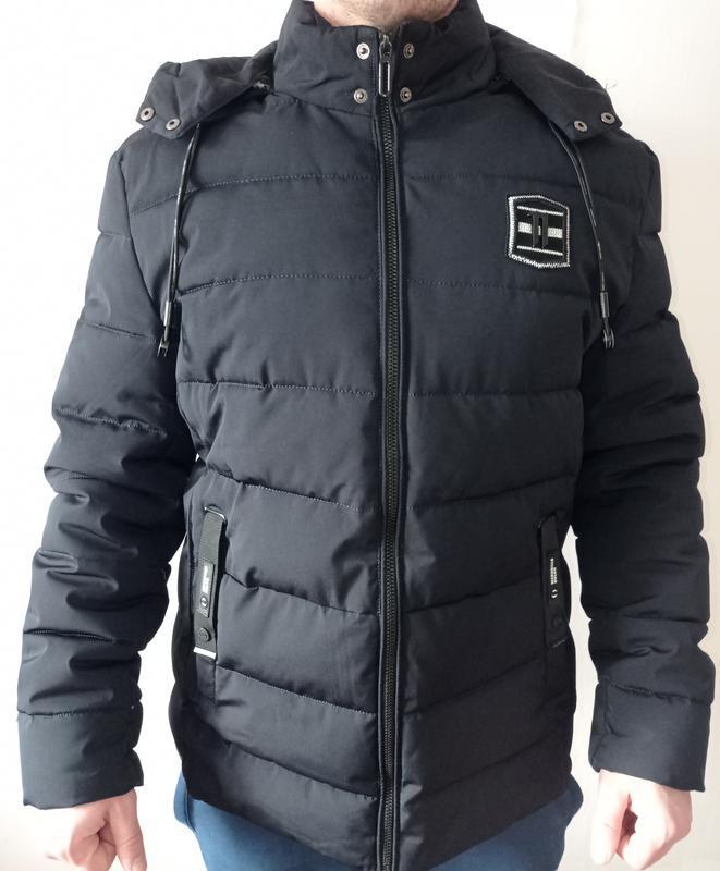 Super sale!!!мужская куртка зимняя - Фото 4
