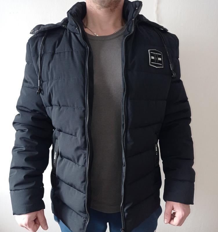 Super sale!!!мужская куртка зимняя - Фото 5