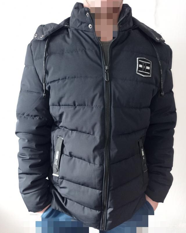Super sale!!!мужская куртка зимняя - Фото 7