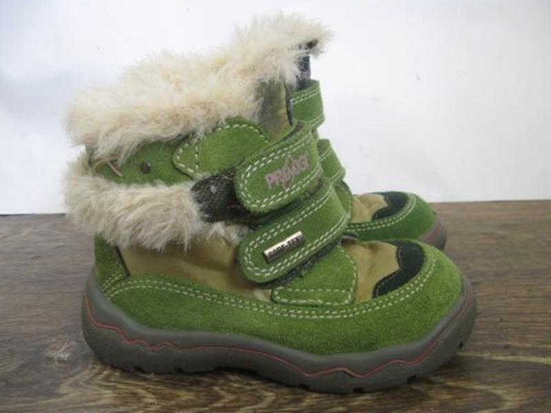 Зимние ботиночки primigi goretex р.25
